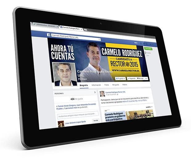 CarmeloRectorFacebook