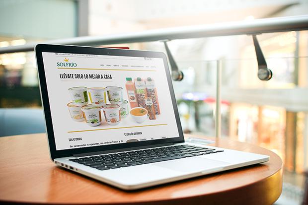Solfrío new digital image