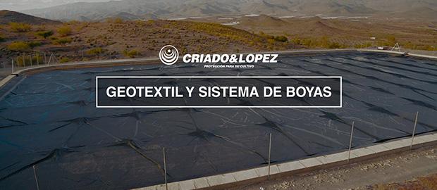 Geotextil Criado y Lopez