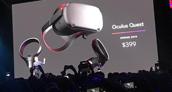 Conferencia Oculus Connect 2018