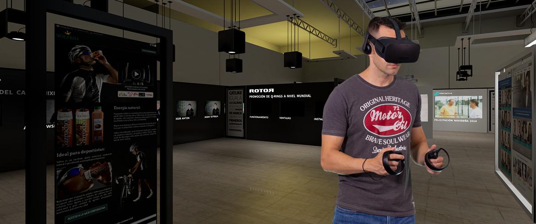 Inversión realidad virtual