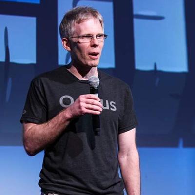 John Carmack, Director de tecnología de Oculus