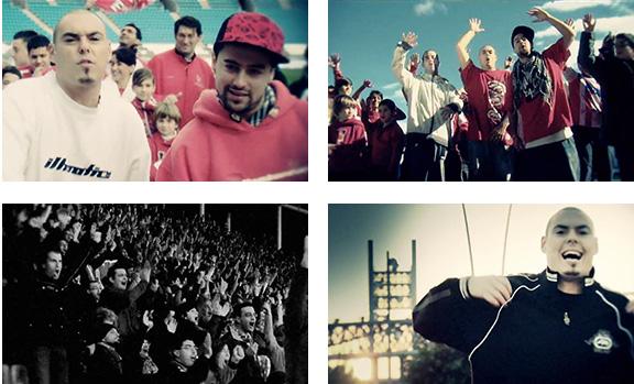 Videoclip para la U.D. Almería