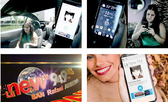 La New FM, radio online de calidad.