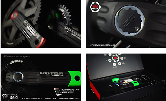 Slideshow para ROTOR Bike Components