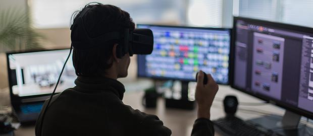 Desarrollo de experiencia en realidad virtual